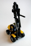 JCB 930 Lift height