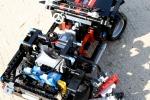 PF 8081 4x4 Steering Detail