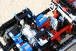 PF 8081 4x4 Drive Detail