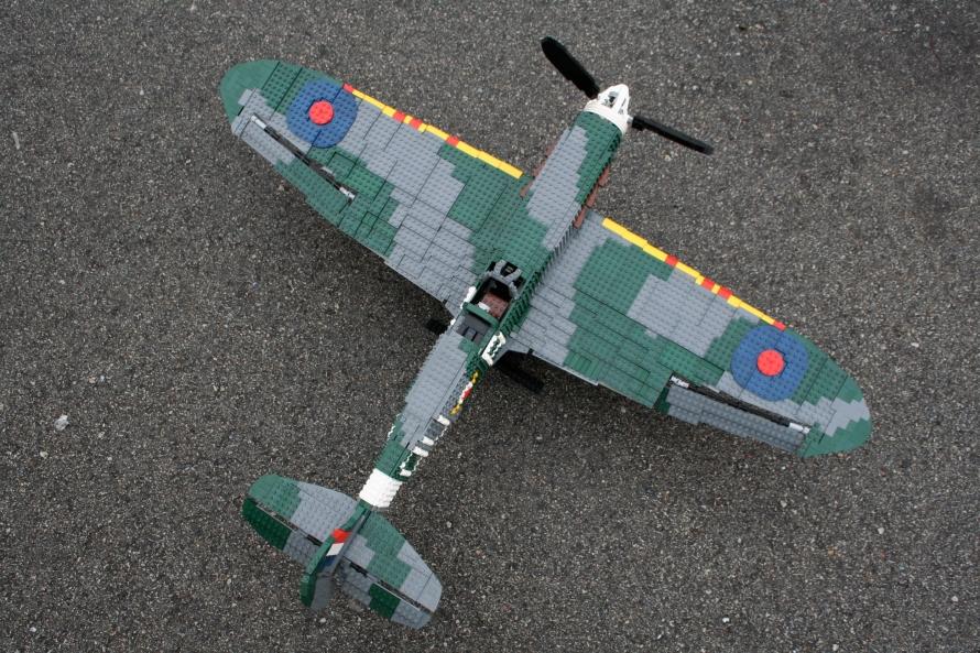 Spitfire Top