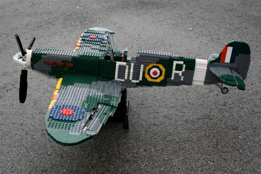 Spitfire Left