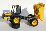 JCB 714 Suspension