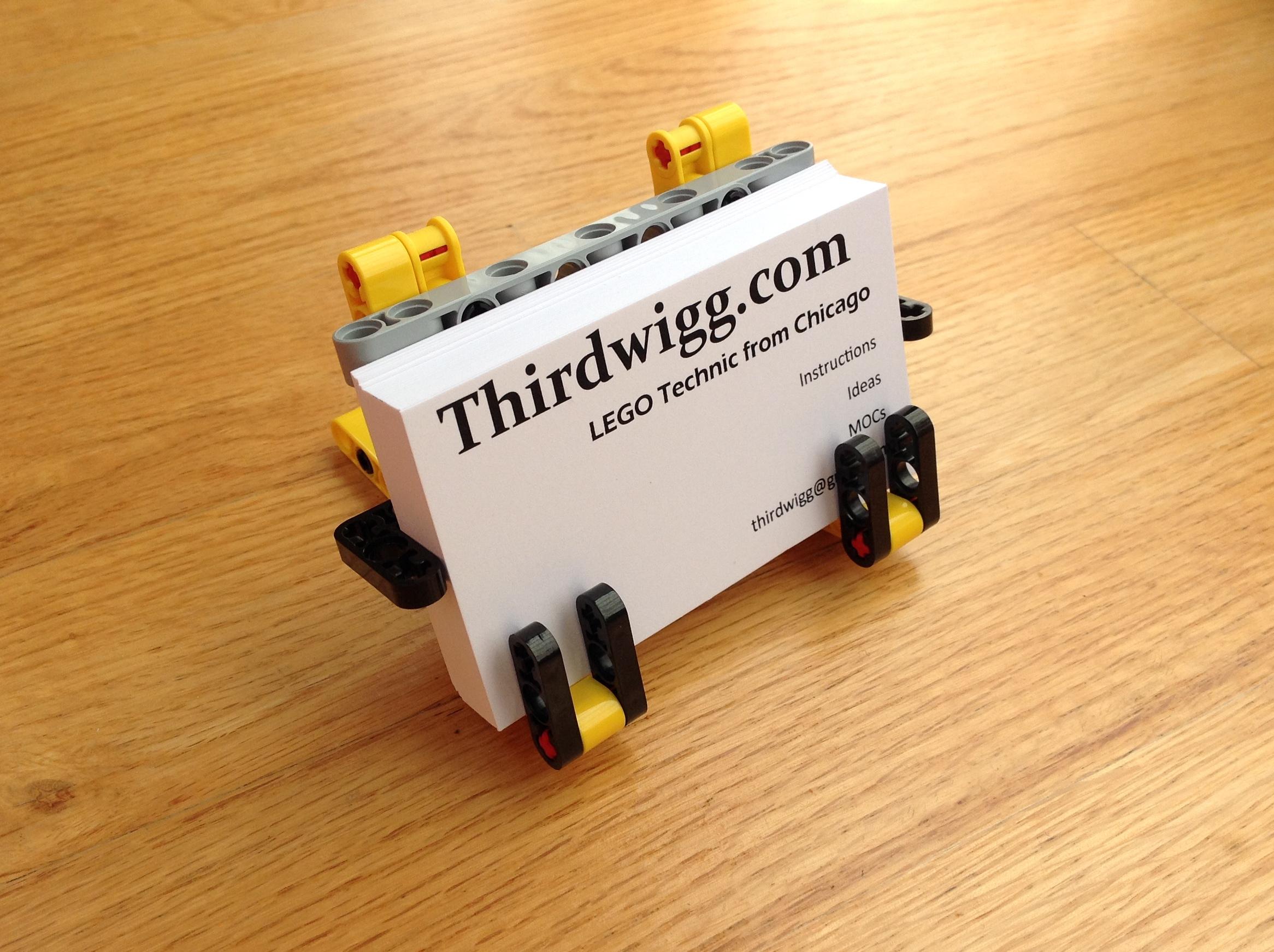 Business Card Holder   Thirdwigg.com