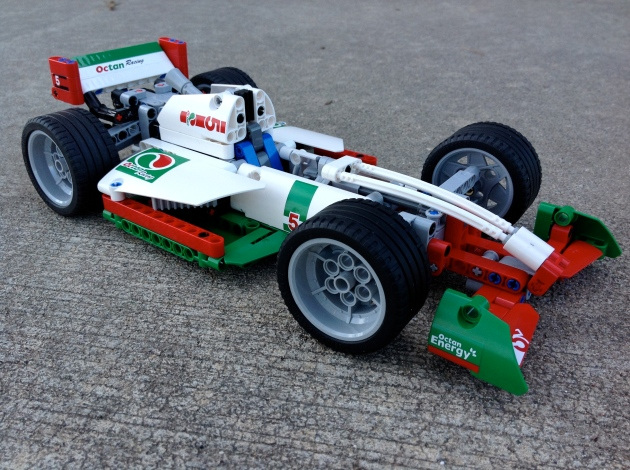 Octan F1 Front
