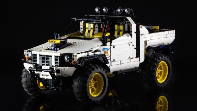 Custom 4x4 Pickup