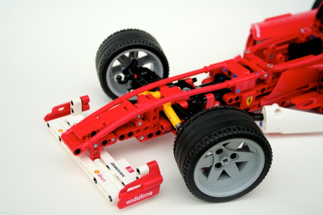 8386 Front Suspension
