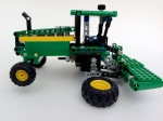 Windrower Axles