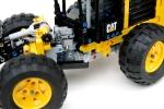 CAT 586C Steering