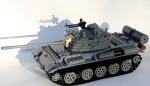 T-55 Left Front