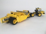 K-TEC 1233 Rear