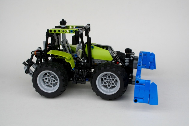 9393 Snow Pusher