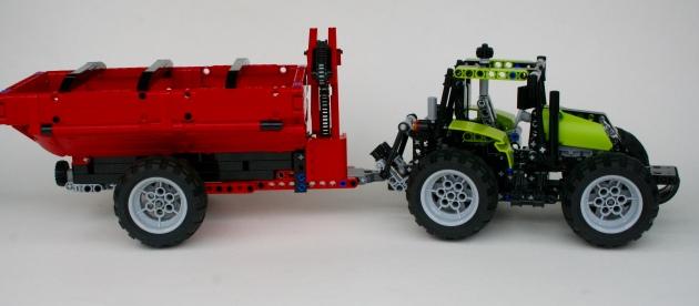 9393 Update Grain Cart