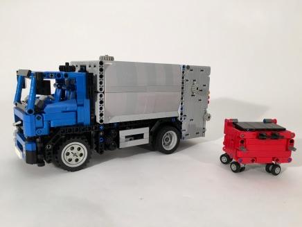 Volvo FE Refuse