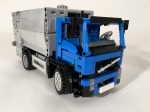 Volvo FE Front
