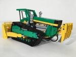Concept John Deere Bulldozer