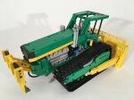 Concept John Deere Bulldozer Rear