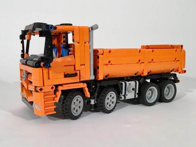 Thirdwigg Lego Technic From Grand Rapids